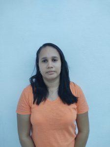 Daiane Cristina Mendonça Pereira (Diretor Tesoureiro)